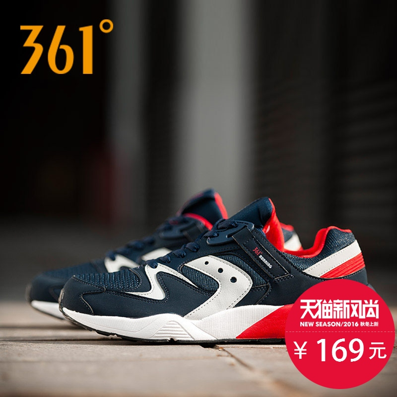 buy online 30407 510ef Buy 361 degrees male summer mesh breathable casual sports shoes running  shoes men  39 s retro shoes running shoes retro sneakers 361 in Cheap Price  on ...