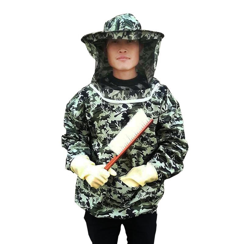 防蜂衣全套透气专用养蜂服蜜蜂蜂箱养蜂工具峰加厚防蜂服男防蜂帽