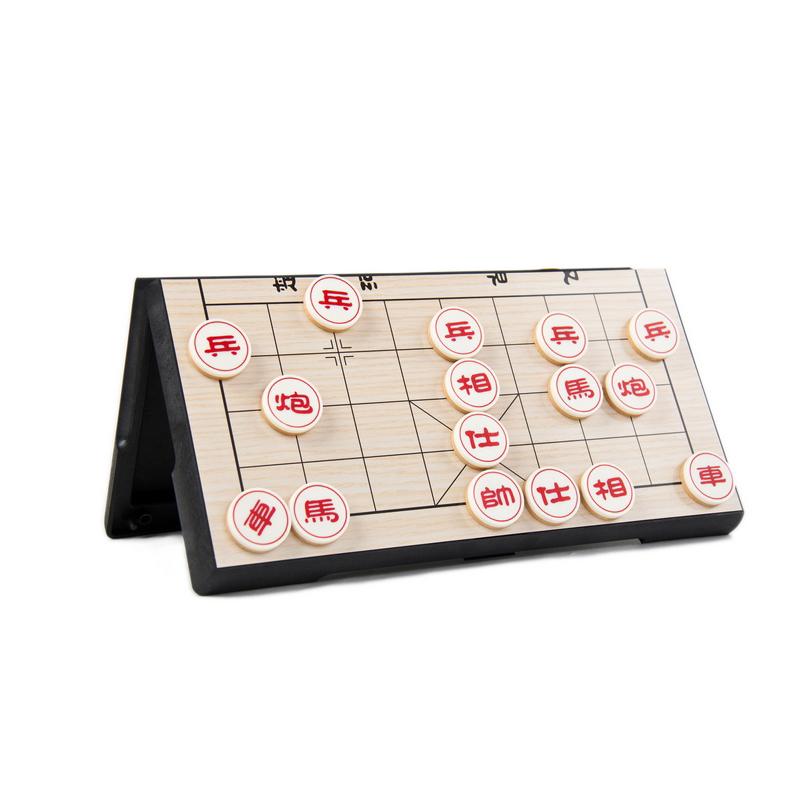 友邦UB正品 学习培训班推荐折叠磁性中国象棋 磁力便携式益智玩具