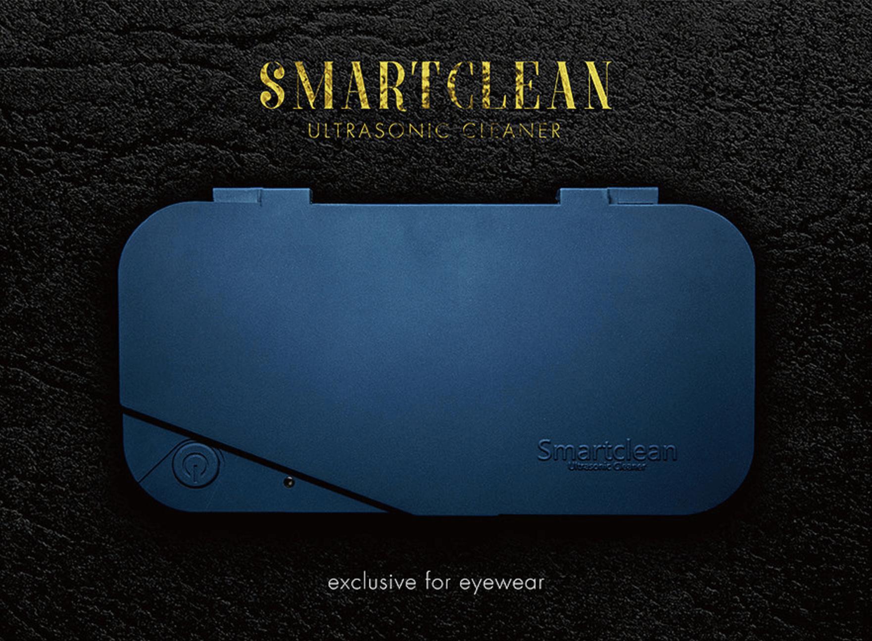 香港 Smart Clean 家用超声波眼镜清洗机 手表首饰假牙清洗仪器