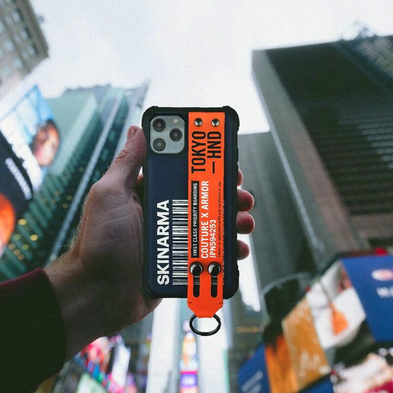 skinarma潮牌腕带适用苹果iphone11promax手机壳XS个性男女XR防摔【图3】