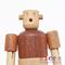 韩国Soopsori儿童搞怪木头变形机器人/益智早教木制玩具