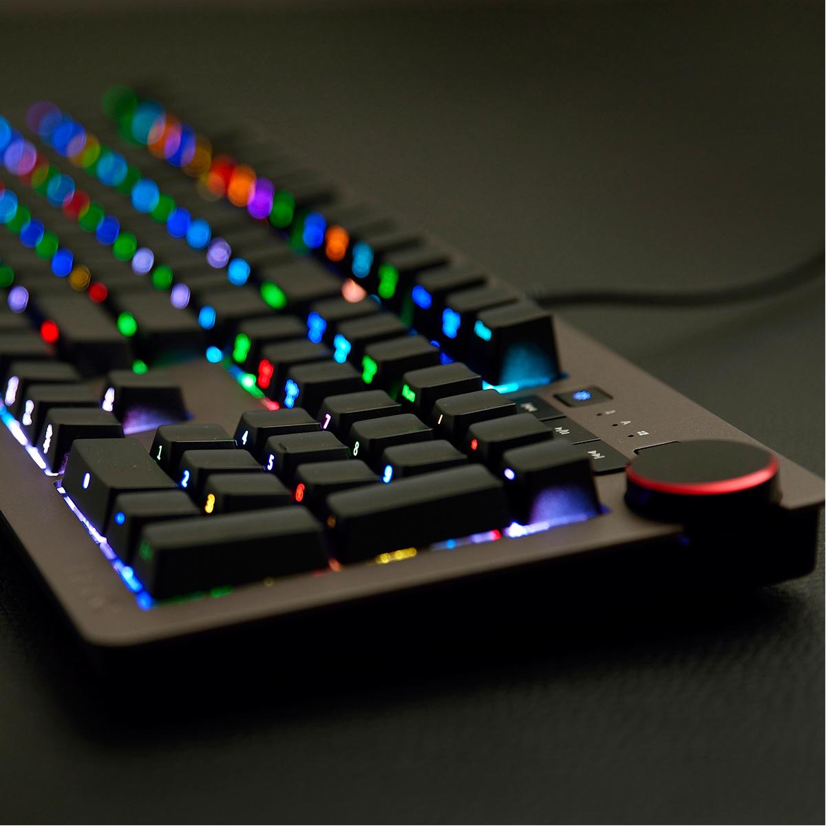 官方旗艦店 黑爵AK60櫻桃cherry機械鍵盤青軸黑軸茶軸RGB遊戲電腦