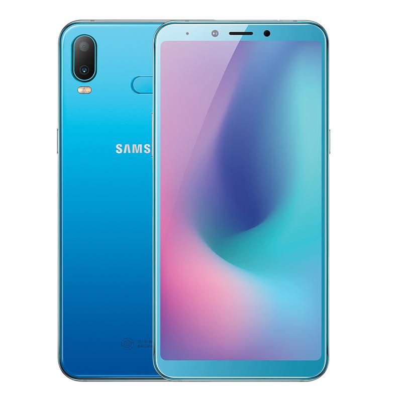 智能手机 4G 双卡双待 运存 6GB 大视野全面屏 G6200 SM A6S Galaxy 三星 Samsung 元好礼 300 预定最高享 11 双