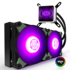 Patriot Ice Soul 120/240 All-in-one CPU water-cooled radiator set gaming desktop computer fan