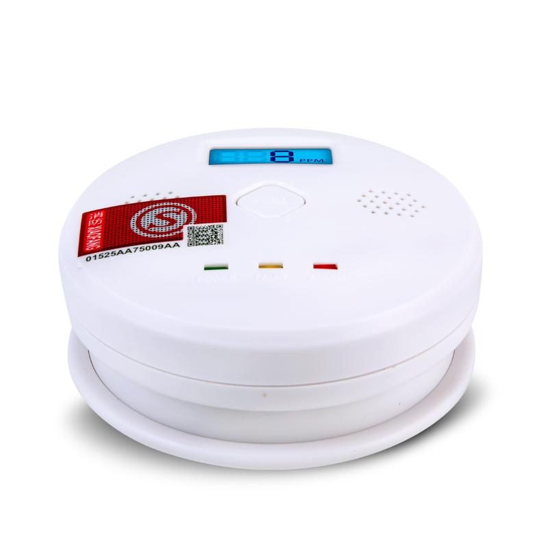 探測器可燃氣體泄漏檢測儀家用蜂窩煤報警器 co 煤煙一氧化碳報警器