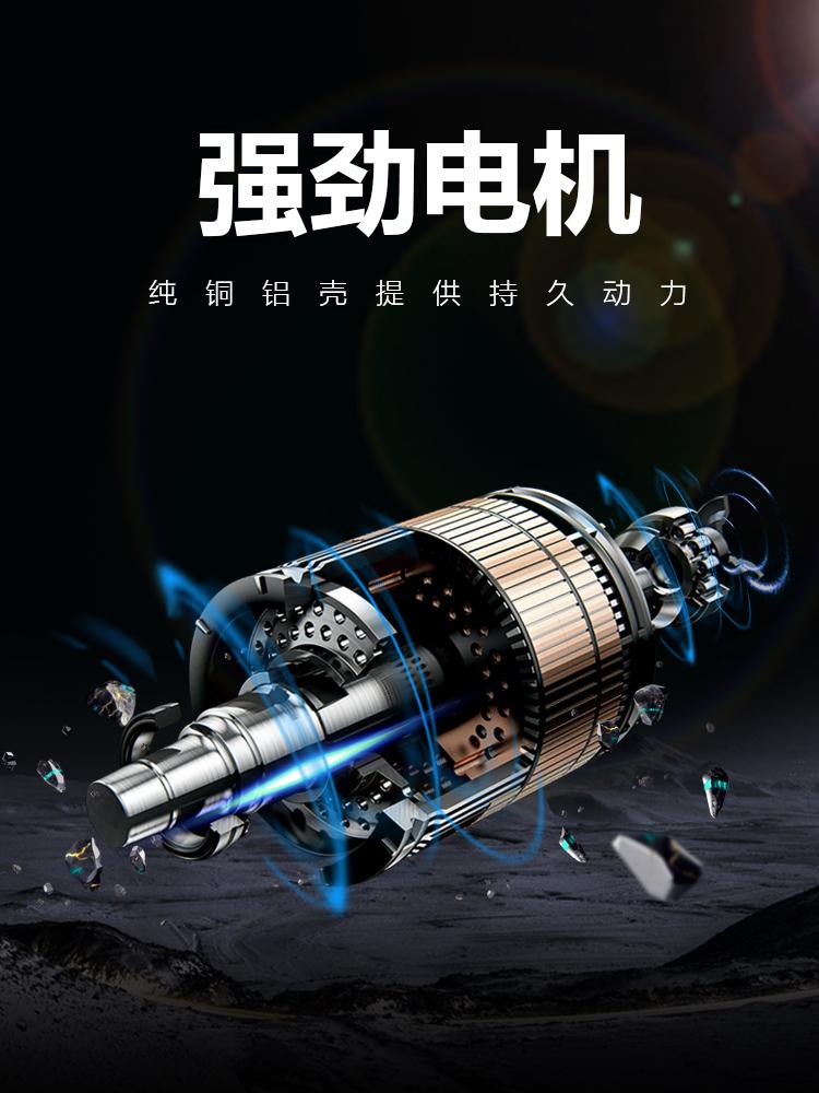 尼奥动力CS37电动螺丝刀充电式小电转钻起子迷你螺丝批家用工具