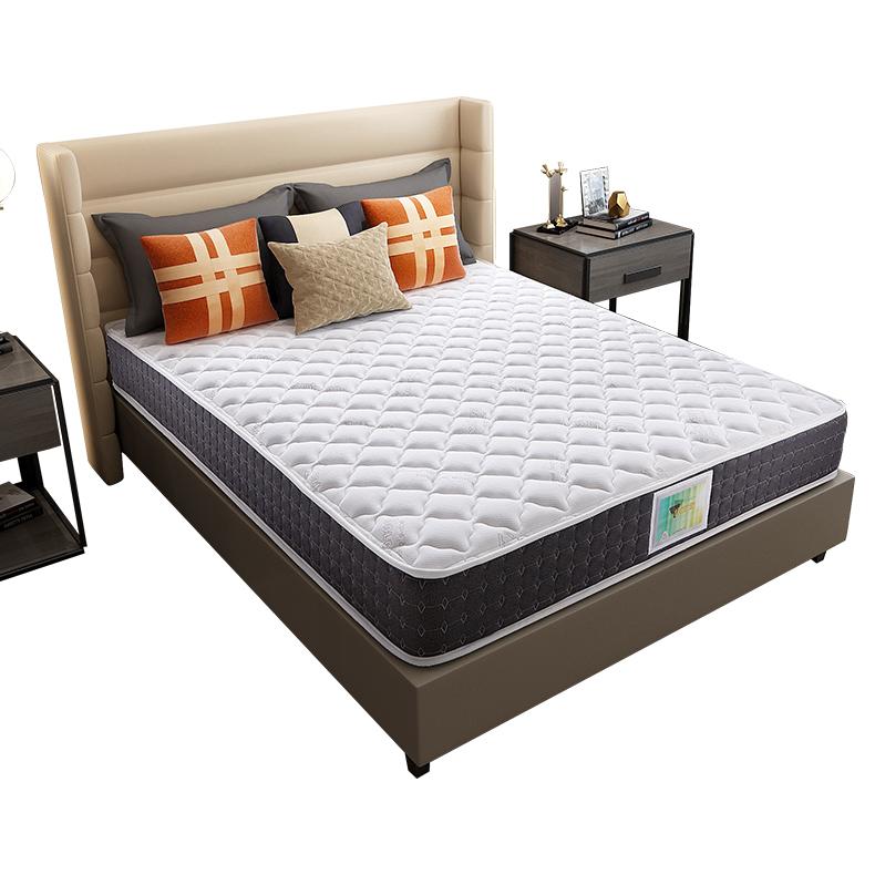 穗宝床垫质量怎么样,旗舰店好不好,型号和价格,乳白色的垫子让人视觉感觉很舒服
