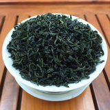 2020 new tea spring and super Mingqian mountain mist tea flavor resistant foam bulk sunshine green tea 500g