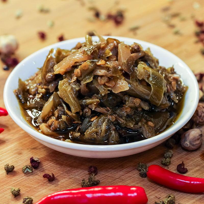 【包邮5袋装】顺水鱼酸菜鱼调料1200g老坛酸菜调料包佐料重庆特产