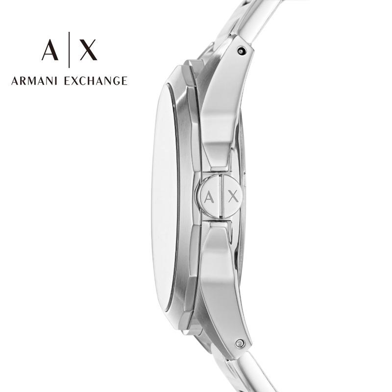 阿玛尼手表男Armani Exchange钢带男士腕表时尚防水石英表AX2618