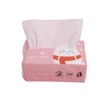 优可柔一次性洁面宝宝洗脸巾