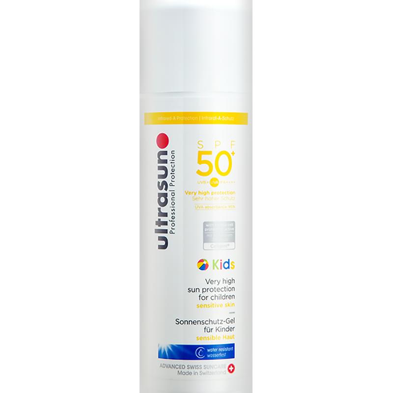 Ultrasun优佳儿童专用温和防晒乳SPF50面部全身温和滋润安全持久 (¥268(券后))