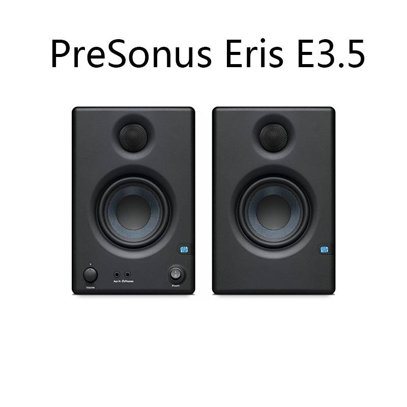 专业有沾监听音箱电脑电视书架桌面音响 E4.5 E3.5 Eris PreSonus