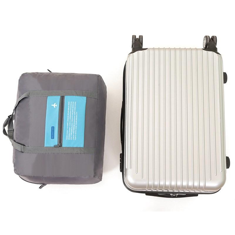 套行李拉杆箱上的包包收纳袋可挂在放在放多功能旅行折叠便携防水