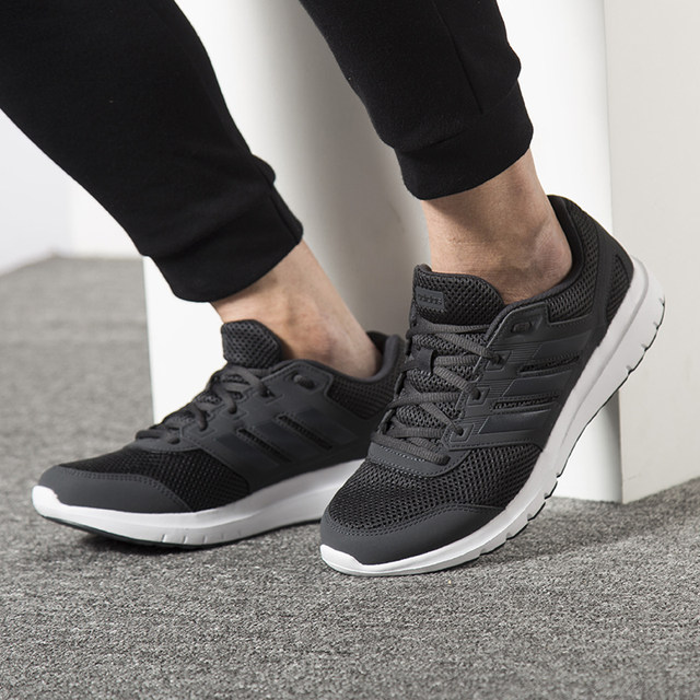Adidas Adidas men's shoes 2018 new autumn and winter sports shoes ...