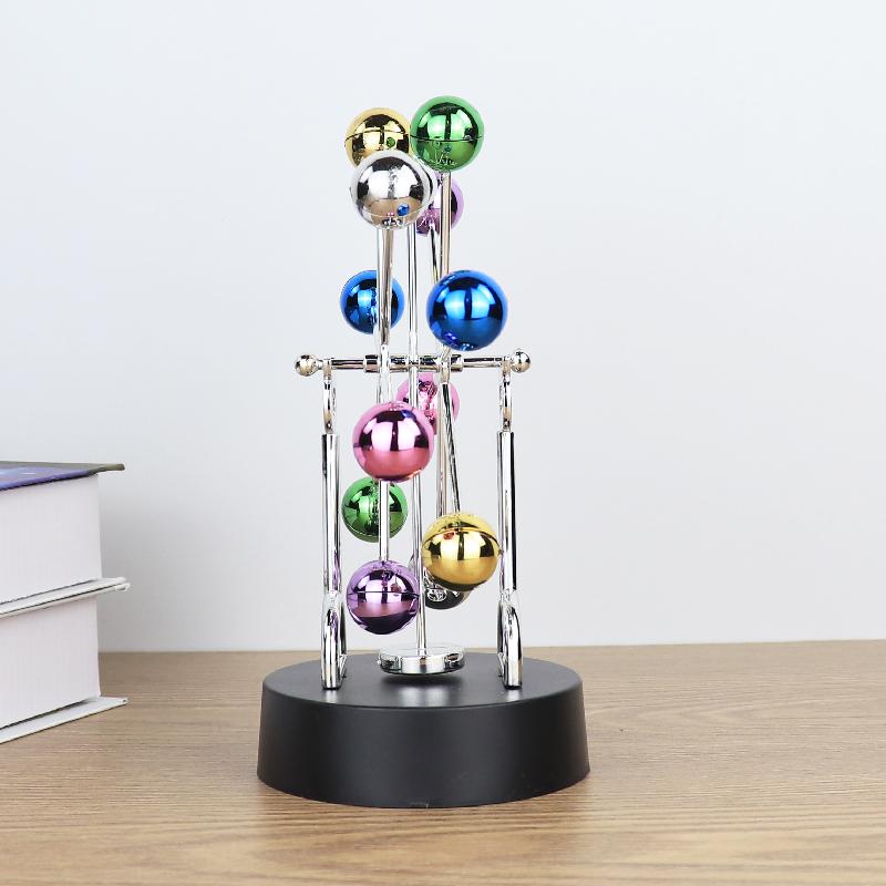 摩天轮模型塑料工艺品创意玩具高科技家居礼物酒柜装饰品混沌摆件