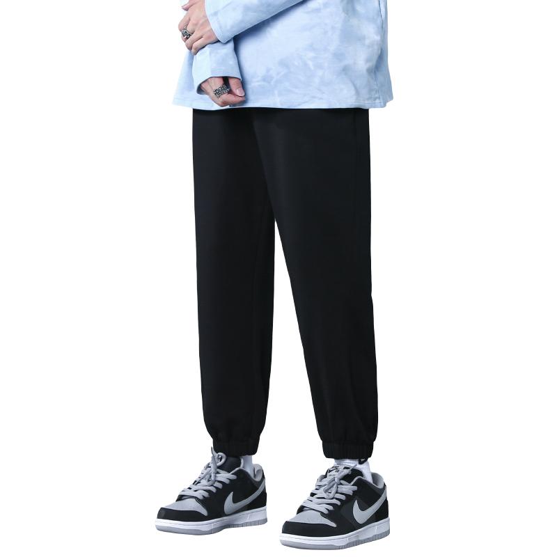 【百搭款】休闲长裤男士束腿裤