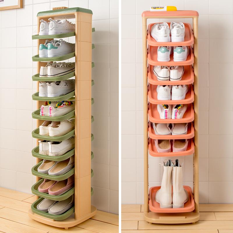 日本進口ISETO 鞋櫃 鞋子整理架 收納架 空間大師 多層組合鞋架
