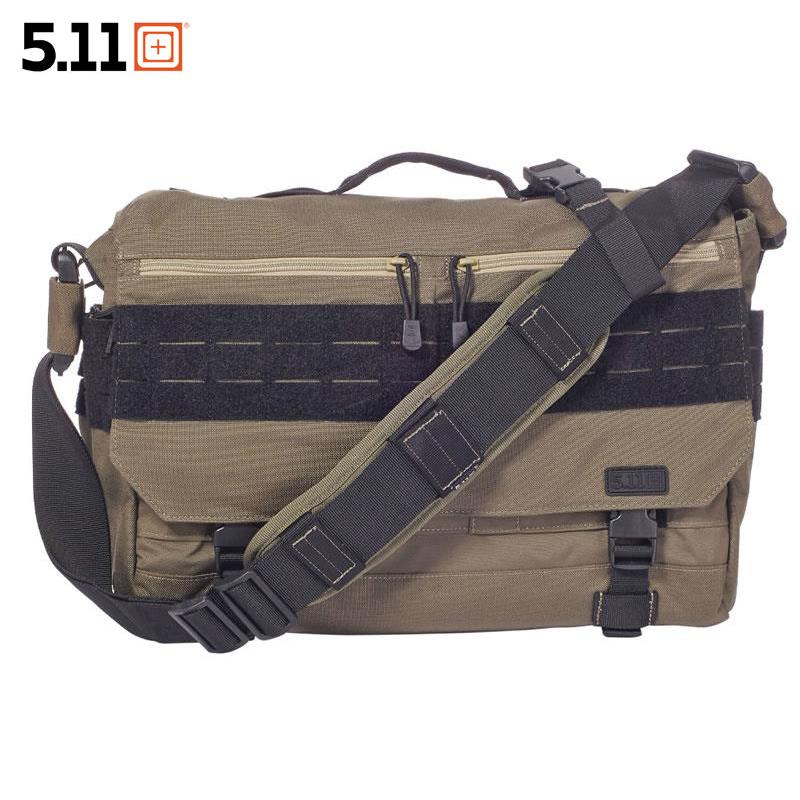 5.11军迷邮差包战术包 511利马冲锋信差包单肩斜挎包电脑包 56177