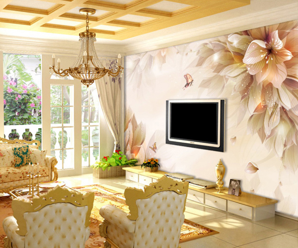 Buy Stereoscopic 3d Wallpaper Wall Stickers Wall Decoration Ideas