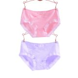 2 pack pregnant women underwear low waist cotton crotch breathable large size shorts head pregnancy