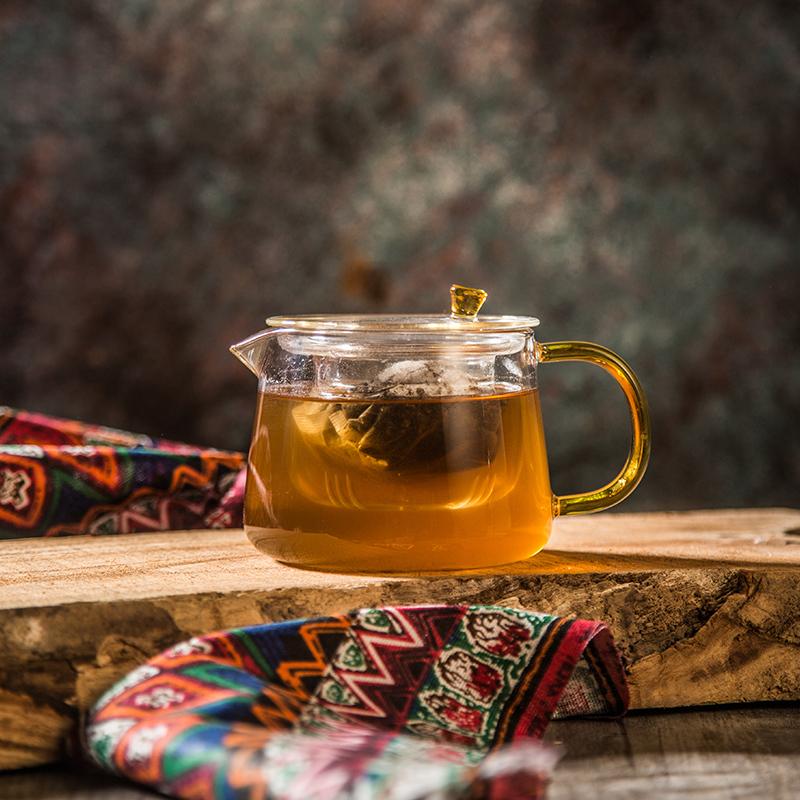 日本原装进口伊藤园大麦茶54袋原味浓香小袋装饭店专用袋泡茶正品