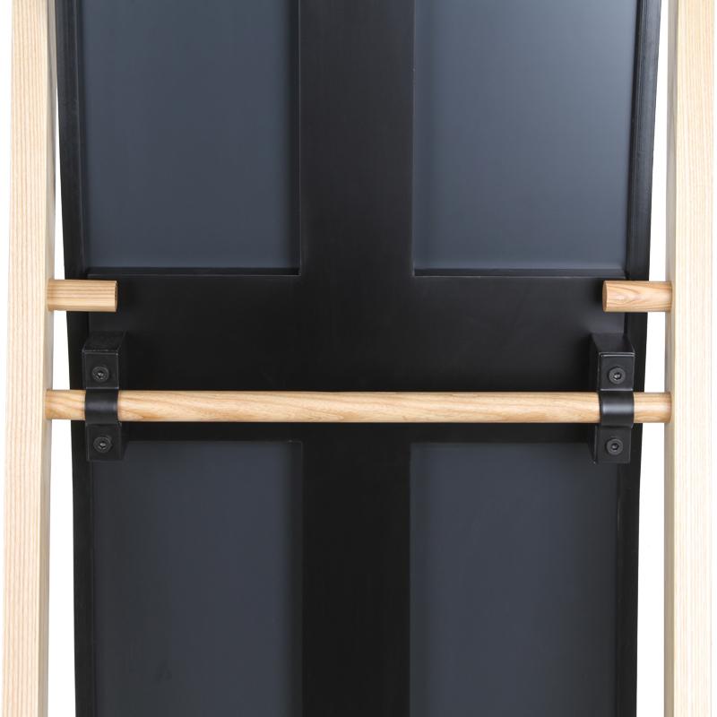 Umbra哈伯落地镜欧式多功能全身穿衣镜服装店家居卧室试衣大镜子