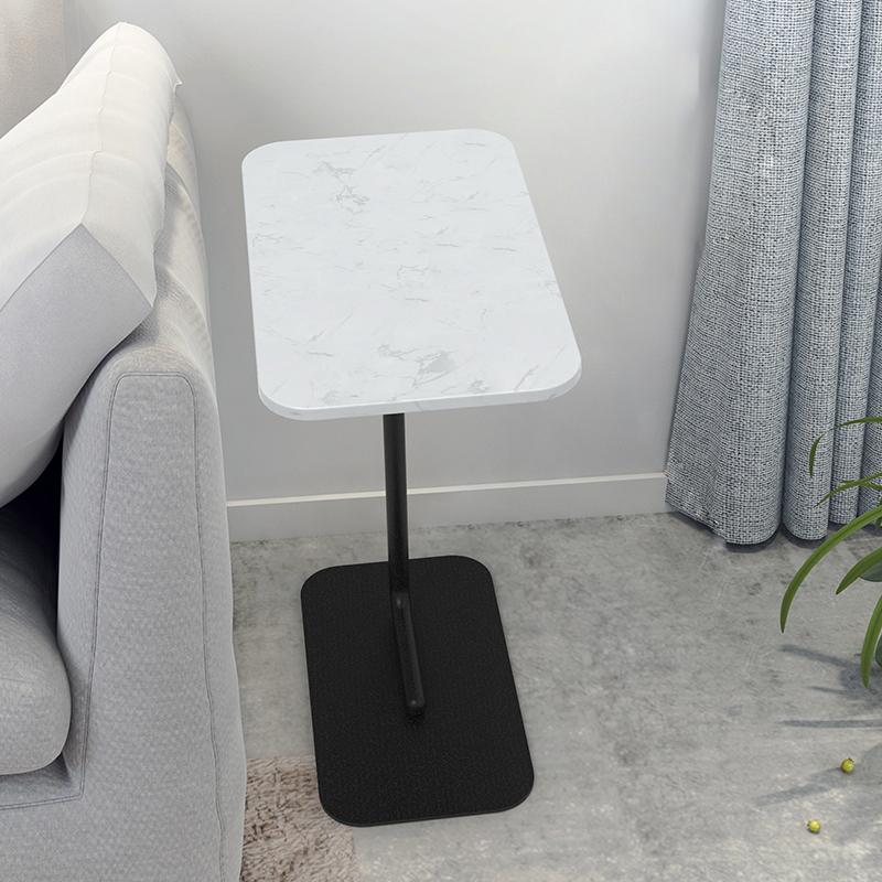 大理石邊幾角幾北歐簡約沙發邊桌可移動小茶幾創意床頭桌床邊桌