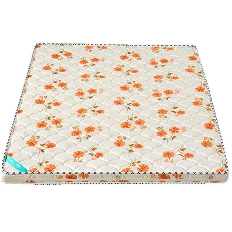 米定做 1.8 薄棕榈经济型护脊椎 1.2 单人 1.5m 棕垫硬床垫儿童天然椰棕