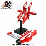 Apulia GPR150 modified parts raised pedal assembly bracket GPR125 brake clutch gear lever accessories
