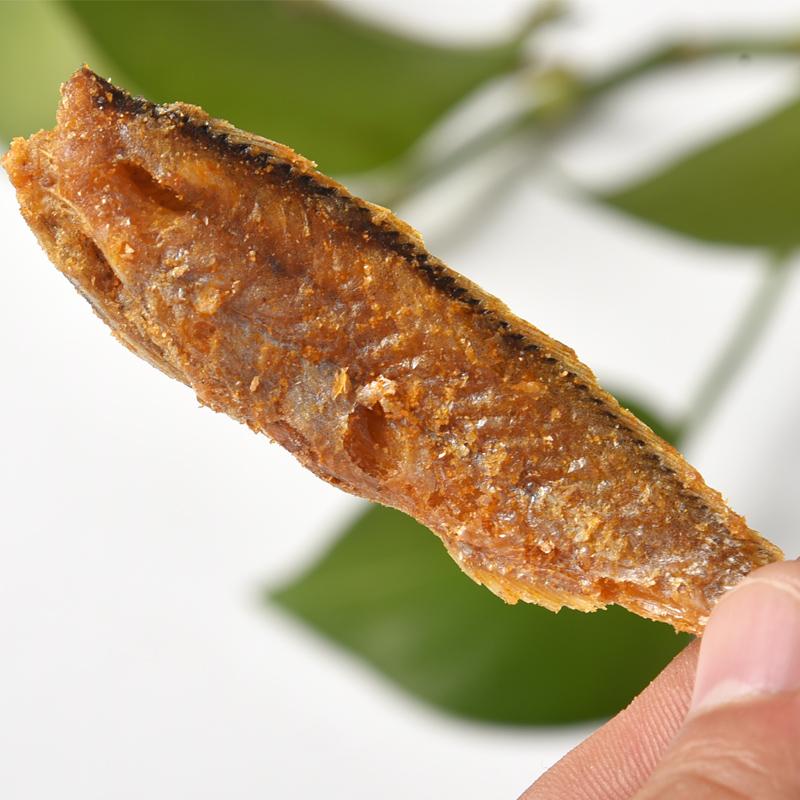俏美味香酥小黄鱼酥脆小黄鱼干零食即食小吃网红黄花鱼酥脆小鱼仔