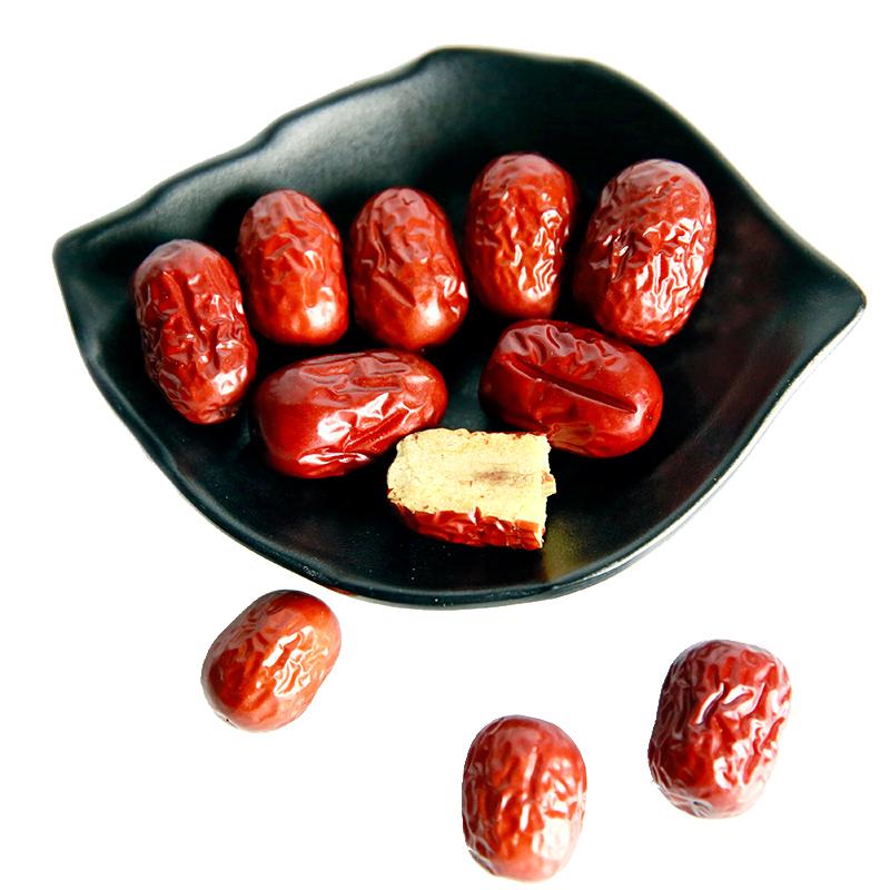 农家老树红枣特产级红枣干新鲜干货即食干果零食新货煲汤500g散装