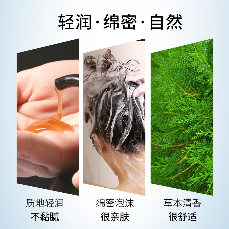 【第二件8折】霸王首乌固发洗发水1L