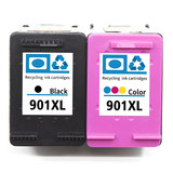 Suitable for HP hpOffice 4500 4580 4640 4660 J4680 901XL 901 black ink cartridge
