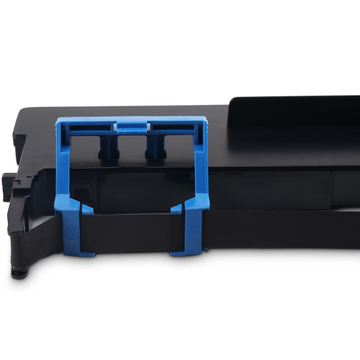 得力办公耗材针式打印机 620k 630k 730k 色带架打印 通用色带芯