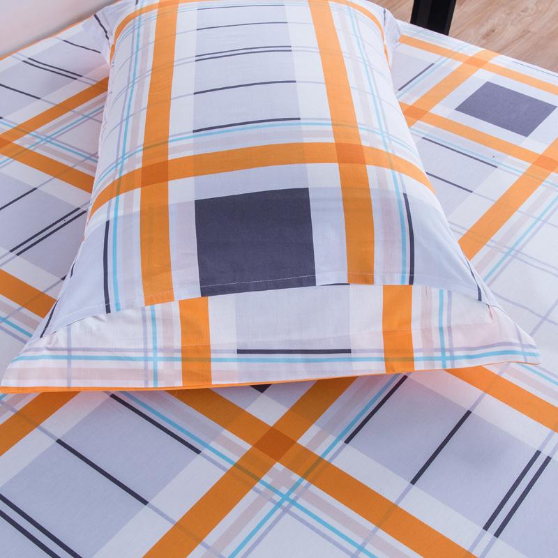 埃迪蒙托全棉纯棉4件套床笠床单北欧简约四件套