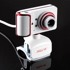 台式电脑麦克风加摄像头直播家用多功能台式机高清聊天电脑摄像头