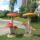 户外花园装饰 庭院 幼儿园摆件树脂玻璃钢雕塑小品仿真蘑菇摆件 mini 2