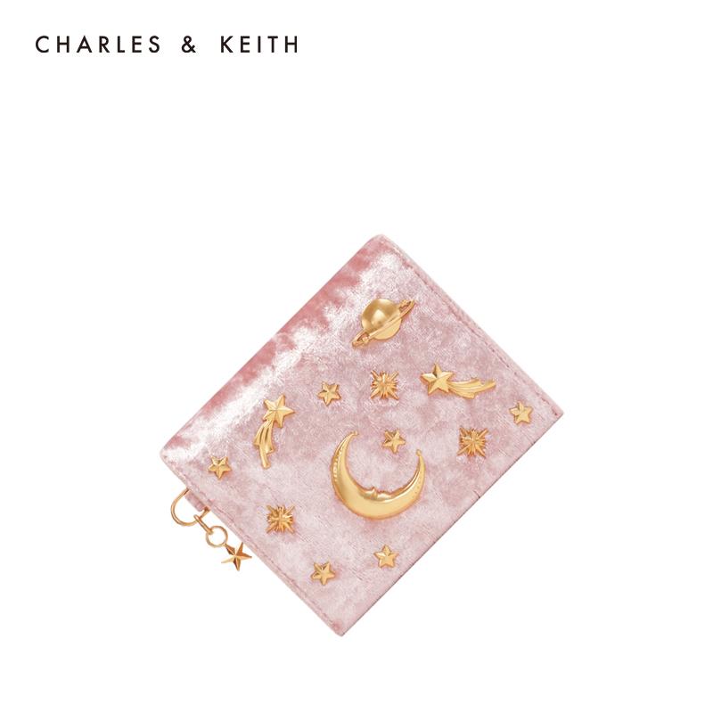 多功能星空短款手拿钱包 50700945 CK6 星空包 KEITH & CHARLES