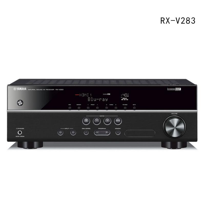 家用家庭影院功放音响音箱套装 5.1 数字 P41 V283 RX 雅马哈 Yamaha