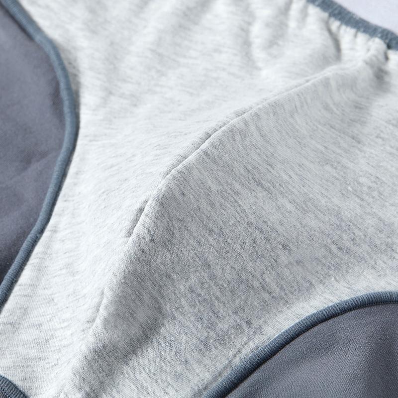 有棵树男士内裤男四角短裤纯棉裆抗菌透气平角裤学生潮流个姓裤头