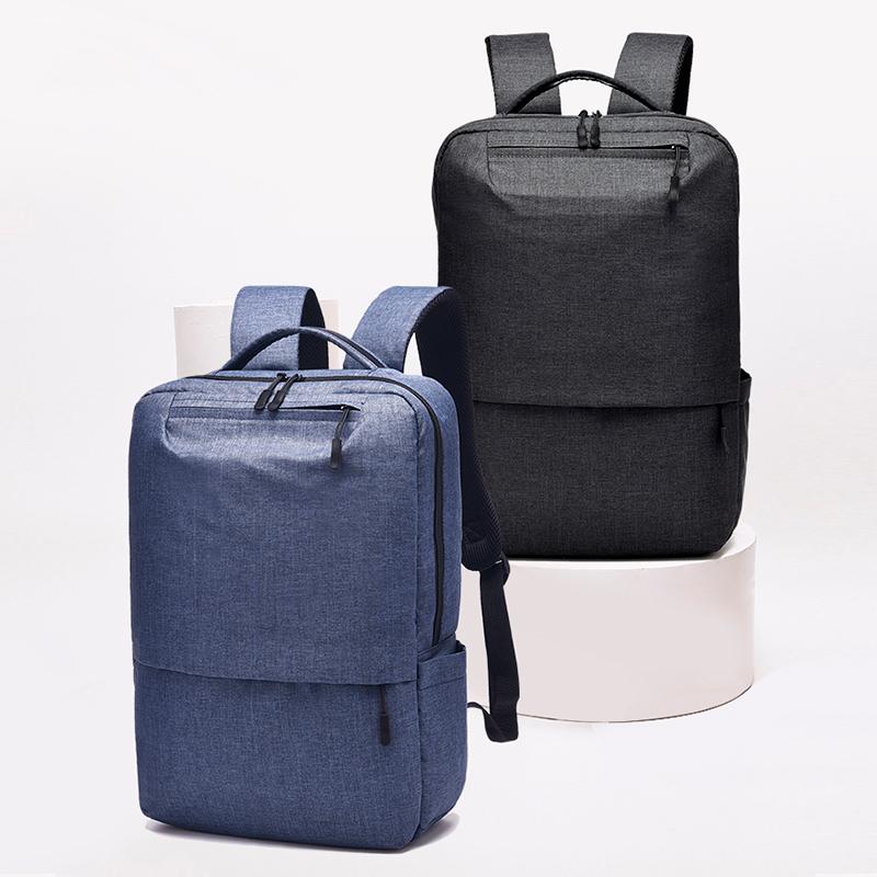 商务背包男士双肩包女大容量旅行包休闲大学生书包简约时尚电脑包