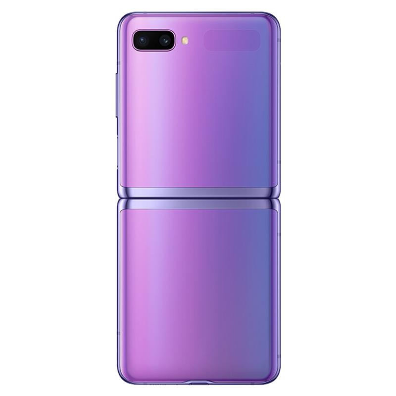 智能手机正品授权 小巧新潮掌心折叠屏 256GB 8 F7000 SM Flip Z Galaxy 三星 Samsung 官方正品