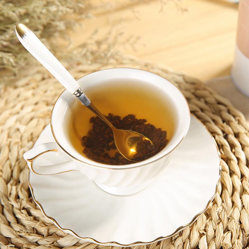 350g 爱丽丝纯手工花果茶决明子果粒茶罐装适用办公室男女学生包邮