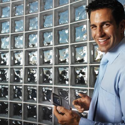 云雾纹玻璃砖隔断墙|上海玻璃砖墙透明卫生间电视背景墙包破损
