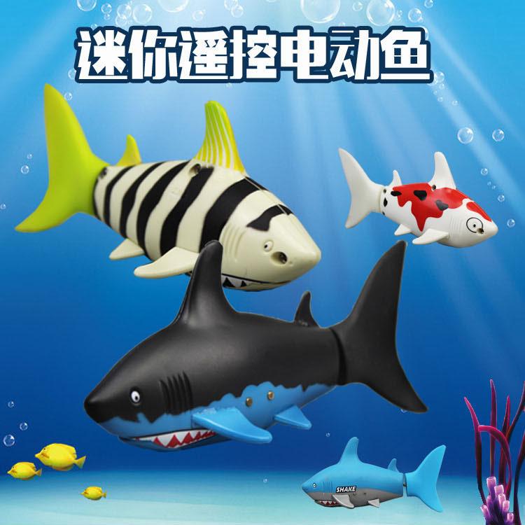 迷你6通道锂电潜水艇无线遥控潜艇仿真充电动戏水逗鱼玩具模型