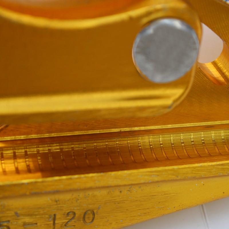 卡线器夹线器紧线器夹头拉紧器导线卡线器镁铝合金卡线电线拉紧器