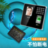 [Gift U Disk + Rapid Delivery] ZKTeco Time Attendance Machine BK100 Time Attendance Machine Fingerprint Face All-in-one Machine Smart Facial Recognition Employee Commute Time Attendance Machine Time Attendance Swiping Face Sign-in Machine