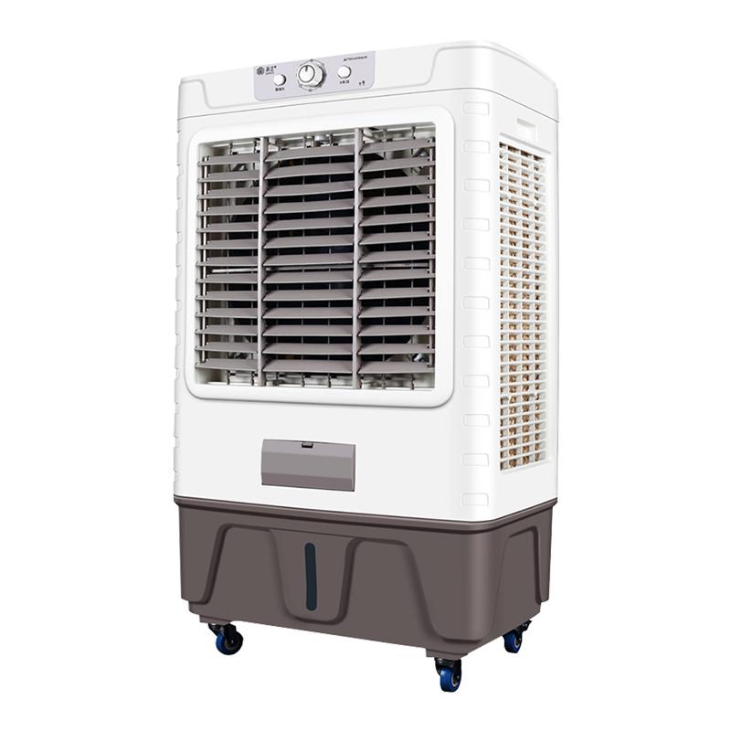 菊花空调扇冷风机家用制冷器大型商用工业冷气冷风扇移动水冷空调高清大图